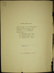 Page 2, 1953 Edition, McClelland (DE 750) - Naval Cruise Book online yearbook collection