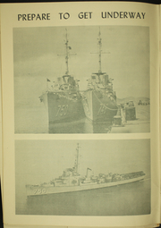 Page 8, 1953 Edition, McClelland (DE 750) - Naval Cruise Book online yearbook collection