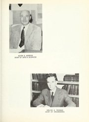 Page 13, 1951 Edition, New Mexico State University - Swastika Yearbook (Las Cruces, NM) online yearbook collection