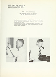 Page 7, 1951 Edition, New Mexico State University - Swastika Yearbook (Las Cruces, NM) online yearbook collection