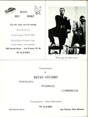 Page 272, 1957 Edition, New Mexico State University - Swastika Yearbook (Las Cruces, NM) online yearbook collection