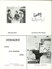 Page 274, 1957 Edition, New Mexico State University - Swastika Yearbook (Las Cruces, NM) online yearbook collection