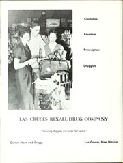 Page 276, 1957 Edition, New Mexico State University - Swastika Yearbook (Las Cruces, NM) online yearbook collection