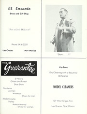 Page 277, 1957 Edition, New Mexico State University - Swastika Yearbook (Las Cruces, NM) online yearbook collection
