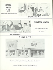 Page 279, 1957 Edition, New Mexico State University - Swastika Yearbook (Las Cruces, NM) online yearbook collection
