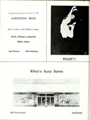 Page 280, 1957 Edition, New Mexico State University - Swastika Yearbook (Las Cruces, NM) online yearbook collection