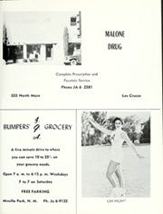 Page 281, 1957 Edition, New Mexico State University - Swastika Yearbook (Las Cruces, NM) online yearbook collection