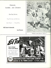 Page 284, 1957 Edition, New Mexico State University - Swastika Yearbook (Las Cruces, NM) online yearbook collection