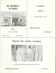 Page 287, 1957 Edition, New Mexico State University - Swastika Yearbook (Las Cruces, NM) online yearbook collection
