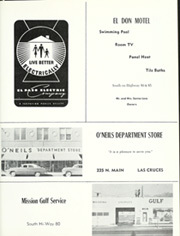 Page 299, 1957 Edition, New Mexico State University - Swastika Yearbook (Las Cruces, NM) online yearbook collection