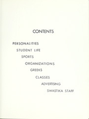 Page 7, 1957 Edition, New Mexico State University - Swastika Yearbook (Las Cruces, NM) online yearbook collection