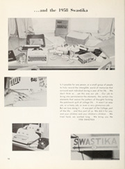 Page 14, 1958 Edition, New Mexico State University - Swastika Yearbook (Las Cruces, NM) online yearbook collection