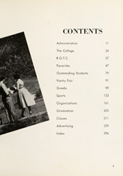 Page 7, 1958 Edition, New Mexico State University - Swastika Yearbook (Las Cruces, NM) online yearbook collection