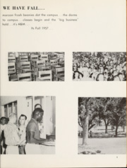 Page 9, 1958 Edition, New Mexico State University - Swastika Yearbook (Las Cruces, NM) online yearbook collection