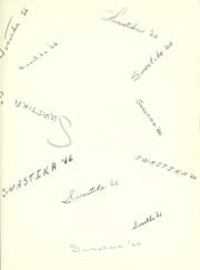 Page 3, 1966 Edition, New Mexico State University - Swastika Yearbook (Las Cruces, NM) online yearbook collection