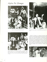 Page 18, 1972 Edition, New Mexico State University - Swastika Yearbook (Las Cruces, NM) online yearbook collection