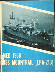 Page 1, 1968 Edition, Mountrail (LPA 213) - Naval Cruise Book online yearbook collection