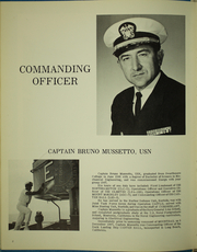 Page 6, 1968 Edition, Mountrail (LPA 213) - Naval Cruise Book online yearbook collection
