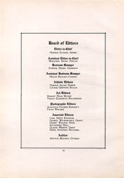 Page 10, 1917 Edition, Middlebury College - Kaleidoscope Yearbook (Middlebury, VT) online yearbook collection