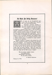 Page 8, 1917 Edition, Middlebury College - Kaleidoscope Yearbook (Middlebury, VT) online yearbook collection