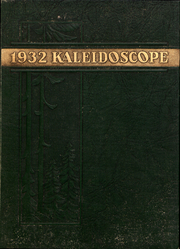 Page 1, 1932 Edition, Middlebury College - Kaleidoscope Yearbook (Middlebury, VT) online yearbook collection