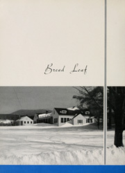 Page 14, 1937 Edition, Middlebury College - Kaleidoscope Yearbook (Middlebury, VT) online yearbook collection