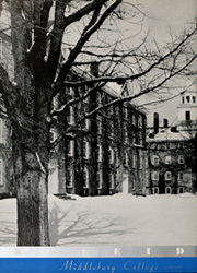 Page 8, 1937 Edition, Middlebury College - Kaleidoscope Yearbook (Middlebury, VT) online yearbook collection