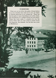 Page 10, 1948 Edition, Middlebury College - Kaleidoscope Yearbook (Middlebury, VT) online yearbook collection