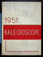 Page 1, 1951 Edition, Middlebury College - Kaleidoscope Yearbook (Middlebury, VT) online yearbook collection