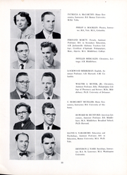 Page 58, 1954 Edition, Middlebury College - Kaleidoscope Yearbook (Middlebury, VT) online yearbook collection