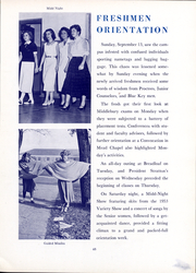 Page 70, 1954 Edition, Middlebury College - Kaleidoscope Yearbook (Middlebury, VT) online yearbook collection