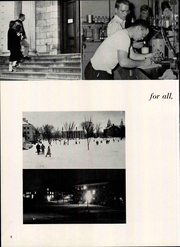 Page 12, 1958 Edition, Middlebury College - Kaleidoscope Yearbook (Middlebury, VT) online yearbook collection