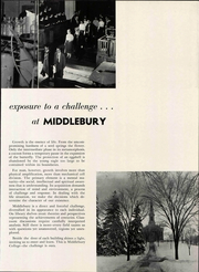 Page 13, 1958 Edition, Middlebury College - Kaleidoscope Yearbook (Middlebury, VT) online yearbook collection