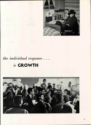 Page 15, 1958 Edition, Middlebury College - Kaleidoscope Yearbook (Middlebury, VT) online yearbook collection