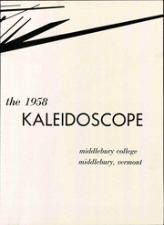Page 9, 1958 Edition, Middlebury College - Kaleidoscope Yearbook (Middlebury, VT) online yearbook collection