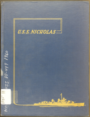 1945 Edition, Nicholas (DD 449) - Naval Cruise Book