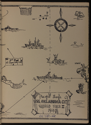 Page 3, 1946 Edition, Oklahoma City (CL 91) - Naval Cruise Book online yearbook collection