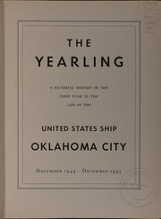 Page 7, 1946 Edition, Oklahoma City (CL 91) - Naval Cruise Book online yearbook collection