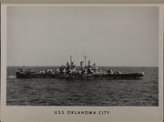 Page 9, 1946 Edition, Oklahoma City (CL 91) - Naval Cruise Book online yearbook collection