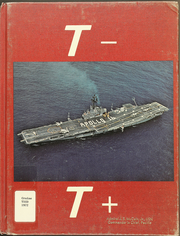 1972 Edition, Ticonderoga Apollo Recovery (CVS 14) - Naval Cruise Book