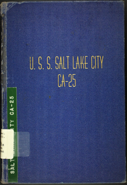 1946 Edition, Salt Lake City (CA 25) - Naval Cruise Book