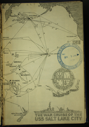 Page 3, 1946 Edition, Salt Lake City (CA 25) - Naval Cruise Book online yearbook collection