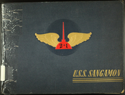 1945 Edition, Sangamon (CVE 26) - Naval Cruise Book