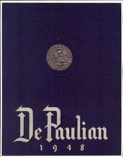 DePaul University - Depaulian Yearbook (Chicago, IL) online yearbook collection, 1948 Edition, Page 1