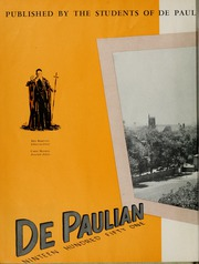 Page 6, 1951 Edition, DePaul University - Depaulian Yearbook (Chicago, IL) online yearbook collection