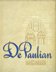 1953 Edition, DePaul University - Depaulian Yearbook (Chicago, IL)