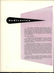 Page 12, 1955 Edition, DePaul University - Depaulian Yearbook (Chicago, IL) online yearbook collection