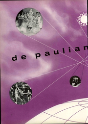Page 8, 1955 Edition, DePaul University - Depaulian Yearbook (Chicago, IL) online yearbook collection