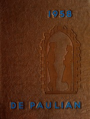 1958 Edition, DePaul University - Depaulian Yearbook (Chicago, IL)