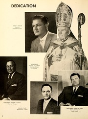 Page 12, 1961 Edition, DePaul University - Depaulian Yearbook (Chicago, IL) online yearbook collection